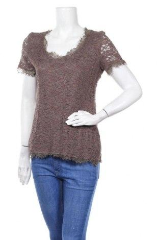 Дамска блуза Ashley Brooke, Размер XL, Цвят Зелен, 80% полиамид, 20% еластан, Цена 11,34лв.