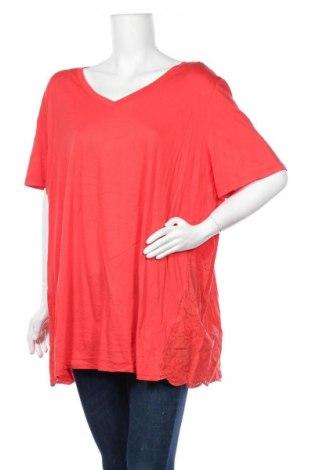 Γυναικεία μπλούζα Autograph, Μέγεθος XXL, Χρώμα Κόκκινο, Βαμβάκι, μοντάλ, Τιμή 16,37€