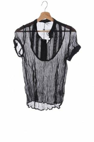 Дамска блуза B.Young, Размер M, Цвят Черен, Полиестер, Цена 20,48лв.