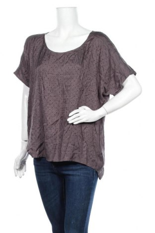 Дамска блуза B.Young, Размер XL, Цвят Сив, Полиестер, Цена 13,23лв.