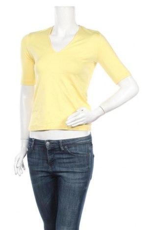 Дамска блуза B.C. Best Connections, Размер XS, Цвят Жълт, 90% полиамид, 10% еластан, Цена 8,09лв.
