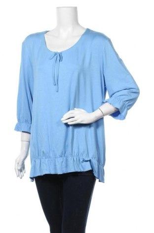 Дамска блуза Bexleys, Размер XL, Цвят Син, 95% вискоза, 5% еластан, Цена 16,96лв.
