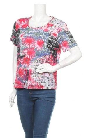 Дамска блуза Biaggini, Размер XL, Цвят Многоцветен, Полиамид, Цена 18,95лв.