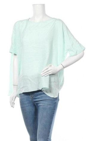 Дамска блуза COS, Размер XS, Цвят Зелен, Цена 16,38лв.