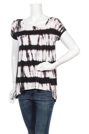 Дамска блуза Cable & Gauge, Размер M, Цвят Многоцветен, 96% вискоза, 4% еластан, Цена 13,39лв.