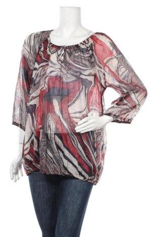 Дамска блуза Cha Cha, Размер XXL, Цвят Многоцветен, Полиестер, Цена 5,78лв.