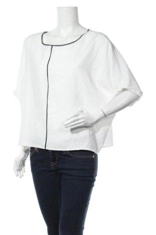 Дамска блуза Cha Cha, Размер XXL, Цвят Бял, Полиестер, Цена 12,50лв.