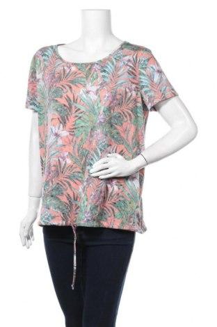 Дамска блуза Cheer, Размер XL, Цвят Многоцветен, 50% вискоза, 50% полиестер, Цена 13,44лв.