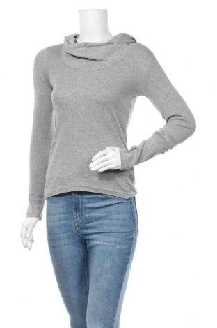 Γυναικεία μπλούζα Chillytime, Μέγεθος XS, Χρώμα Γκρί, 85% βαμβάκι, 15% βισκόζη, Τιμή 3,86€