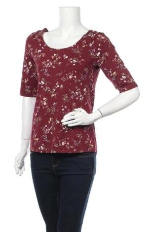 Дамска блуза Clockhouse, Размер XL, Цвят Многоцветен, 95% памук, 5% еластан, Цена 14,28лв.