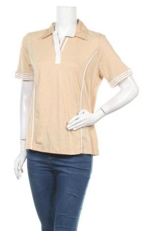 Γυναικεία μπλούζα Collection L, Μέγεθος L, Χρώμα  Μπέζ, 50% βαμβάκι, 50% μοντάλ, Τιμή 4,09€