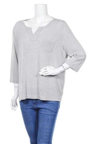 Γυναικεία μπλούζα Collection L, Μέγεθος XXL, Χρώμα Γκρί, 65% πολυεστέρας, 35% βισκόζη, Τιμή 3,64€