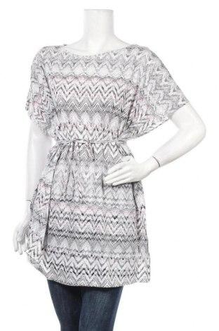 Дамска блуза Colours Of The World, Размер XL, Цвят Многоцветен, 55% памук, 45% полиестер, Цена 16,07лв.