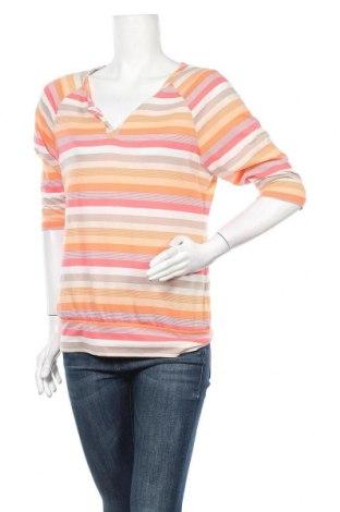 Дамска блуза Colours Of The World, Размер M, Цвят Многоцветен, 50% полиестер, 50% вискоза, Цена 16,96лв.