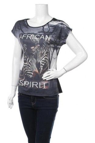 Дамска блуза Cool Code, Размер M, Цвят Многоцветен, Памук, Цена 8,09лв.