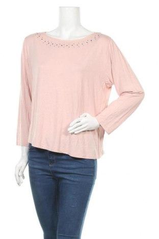 Дамска блуза Cool Code, Размер XL, Цвят Розов, Вискоза, Цена 7,14лв.