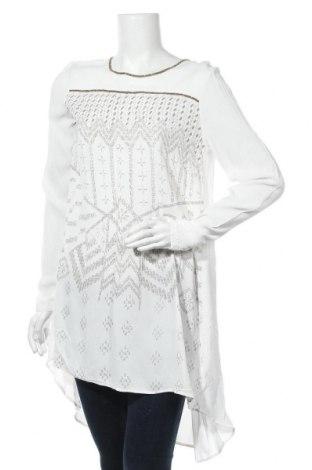 Дамска блуза Cream, Размер M, Цвят Бял, Вискоза, Цена 107,52лв.