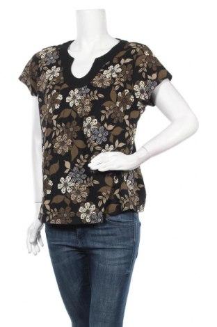 Γυναικεία μπλούζα Croft & Barrow, Μέγεθος XL, Χρώμα Μαύρο, 60% βαμβάκι, 40% μοντάλ, Τιμή 7,73€