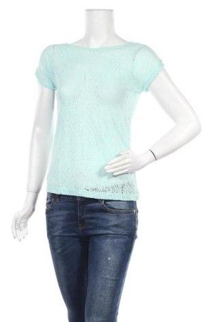 Γυναικεία μπλούζα Defacto, Μέγεθος XS, Χρώμα Πράσινο, Πολυαμίδη, Τιμή 3,41€