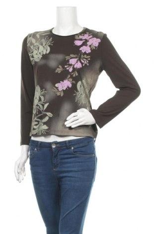 Дамска блуза Duo, Размер M, Цвят Зелен, 92% вискоза, 8% еластан, Цена 15,12лв.