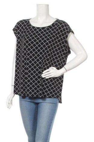 Дамска блуза Elle, Размер XXL, Цвят Черен, 95% полиестер, 5% еластан, Цена 16,07лв.
