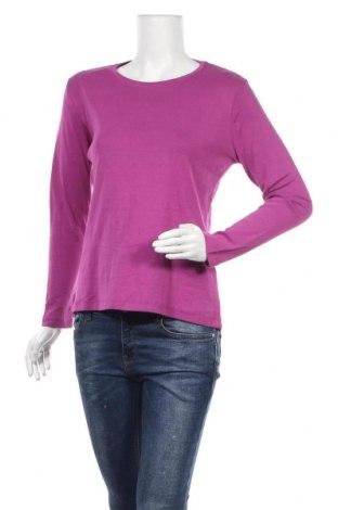 Дамска блуза Fabiani, Размер M, Цвят Лилав, Памук, Цена 4,99лв.