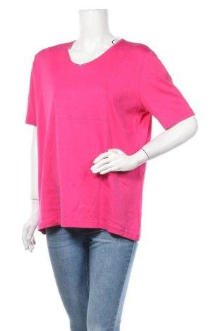 Γυναικεία μπλούζα Fabiani, Μέγεθος XL, Χρώμα Ρόζ , Βαμβάκι, Τιμή 6,82€