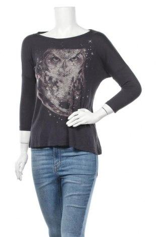 Дамска блуза Fishbone, Размер S, Цвят Сив, Цена 9,82лв.