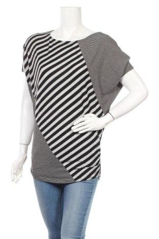 Дамска блуза Fishbone, Размер XS, Цвят Сив, 50% полиестер, 50% вискоза, Цена 13,44лв.