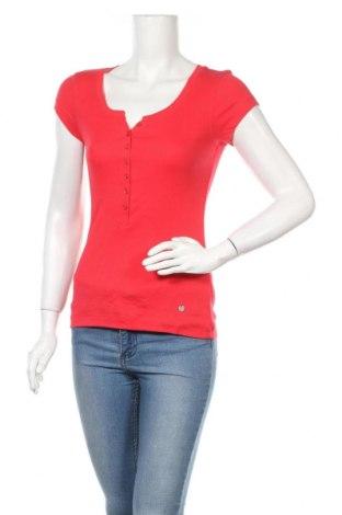 Дамска блуза Flash Lights, Размер XXS, Цвят Червен, 100% памук, Цена 15,12лв.