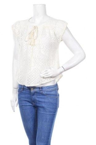 Γυναικεία μπλούζα Flash Woman, Μέγεθος S, Χρώμα Εκρού, Βαμβάκι, Τιμή 7,79€