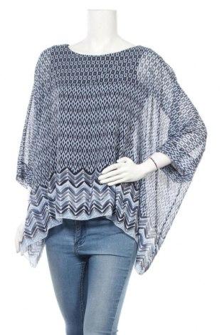 Дамска блуза G.W., Размер S, Цвят Многоцветен, Полиестер, Цена 13,44лв.
