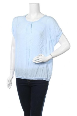 Дамска блуза G.W., Размер L, Цвят Син, Цена 8,93лв.