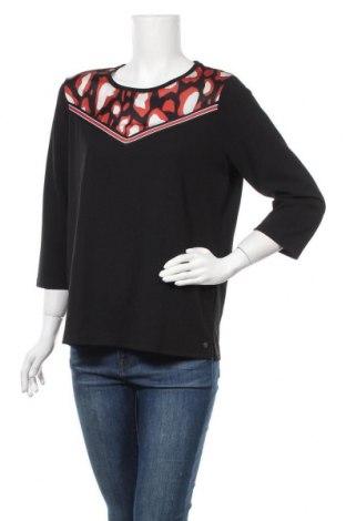 Γυναικεία μπλούζα Garcia, Μέγεθος L, Χρώμα Μαύρο, Τιμή 5,85€