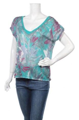 Дамска блуза Garcia Jeans, Размер M, Цвят Многоцветен, Цена 17,85лв.