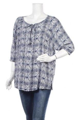 Дамска блуза Grandiosa, Размер XL, Цвят Многоцветен, Вискоза, Цена 16,07лв.