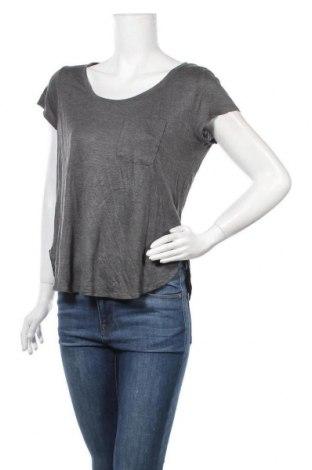 Дамска блуза H&M L.O.G.G., Размер M, Цвят Сив, Вискоза, Цена 14,70лв.