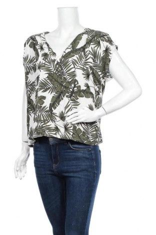 Дамска блуза H&M L.O.G.G., Размер M, Цвят Многоцветен, Вискоза, Цена 19,95лв.