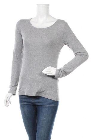 Дамска блуза H&M L.O.G.G., Размер L, Цвят Сив, Цена 13,23лв.