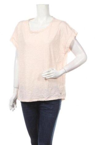 Дамска блуза H&M L.O.G.G., Размер XL, Цвят Розов, 60% памук, 40% полиестер, Цена 16,80лв.