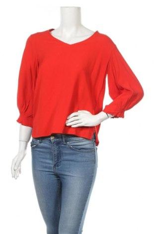 Γυναικεία μπλούζα Hallhuber, Μέγεθος M, Χρώμα Κόκκινο, Τιμή 19,49€