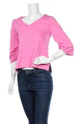 Дамска блуза Halogen, Размер XS, Цвят Розов, 68% вискоза, 27% полиамид, 5% еластан, Цена 16,96лв.