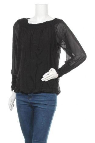 Дамска блуза Heine, Размер S, Цвят Черен, Полиестер, Цена 17,96лв.