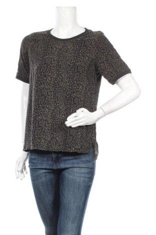 Дамска блуза Hema, Размер M, Цвят Зелен, Вискоза, Цена 11,76лв.