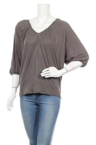 Дамска блуза INC International Concepts, Размер L, Цвят Сив, Вискоза, Цена 8,19лв.