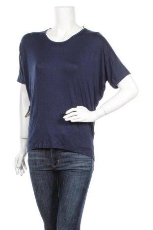 Дамска блуза INC International Concepts, Размер S, Цвят Син, 95% вискоза, 5% еластан, Цена 34,65лв.