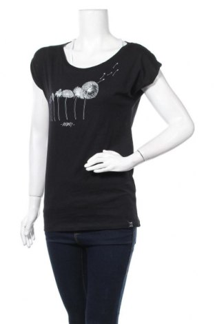 Дамска блуза Iriedaily, Размер S, Цвят Черен, Памук, Цена 16,80лв.