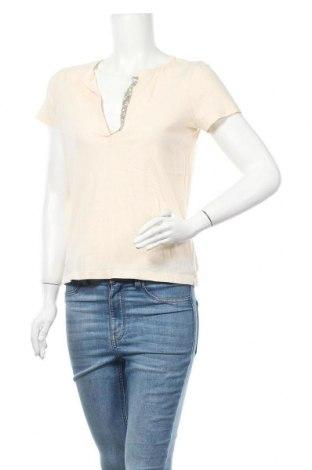 Дамска блуза J.Crew, Размер S, Цвят Бежов, Цена 8,93лв.