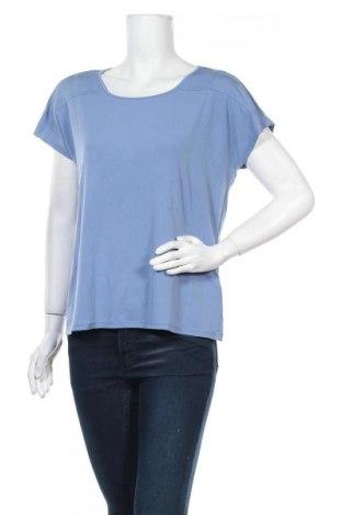 Дамска блуза Jaclyn Smith, Размер L, Цвят Син, 95% полиестер, 5% еластан, Цена 7,88лв.