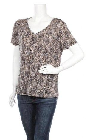Дамска блуза Jaclyn Smith, Размер L, Цвят Многоцветен, 90% полиестер, 10% еластан, Цена 14,96лв.